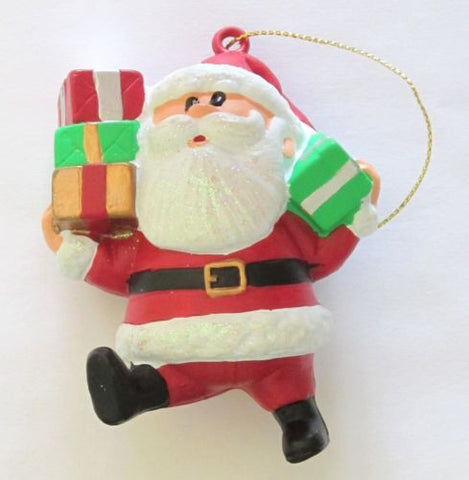 Kurt Adler Rudolph The Red Nosed Reindeer Christmas Holiday Ornament - Santa Claus