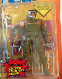 ToyBiz X-men Action Figure Wolverine 5th Edition Exclusive Green Variant