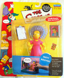 The Simpsons World of Springfield Series 4 Patty Bouvier Action Figure