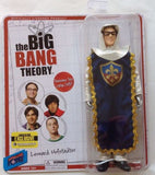 Big Bang Theory Leonard Knight 8-Inch Comicon Exclusive Renfaire Action Figure