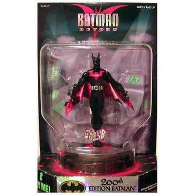 Batman Beyond 200th Edition Batman Justice Flight Batman Figure