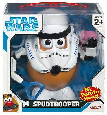 Playskool Mr. Potato Head Star Wars Legacy Spud Trooper Stormtrooper Figure