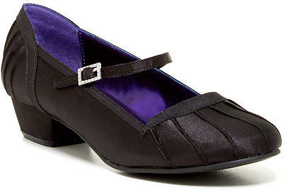 Kenneth Cole Reaction Kids Girls Prop Along Mary Jane Flat Black Shoes