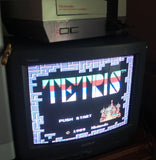 Nintendo Entertainment System (NES) Video Game - Tetris