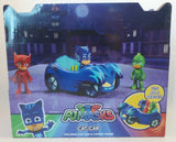 Disney Jr. PJ Masks Cat Boy Cat-Car Vehicle with Figure