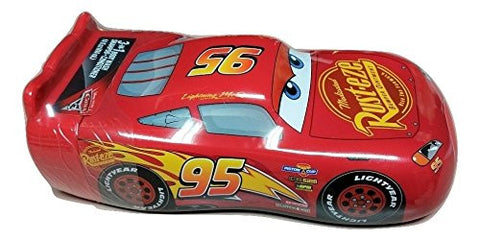 Disney Cars 3 Lightning McQueen Rust-eze 3 in 1 Body Wash, Shampoo and Conditioner Decanter