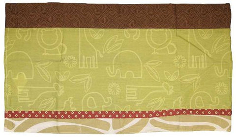 Cocalo Noah and Friends Window Valance - 15 in x 53 in.