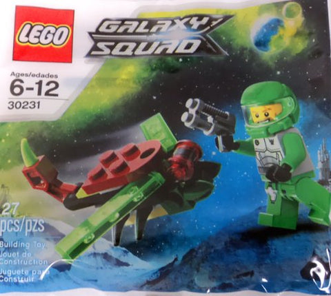 LEGO 30231 Galaxy Squad - Space Insectoid building Set