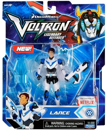 Voltron Legendary Defender (2017) Lance McClain 5.5 in Action Figure