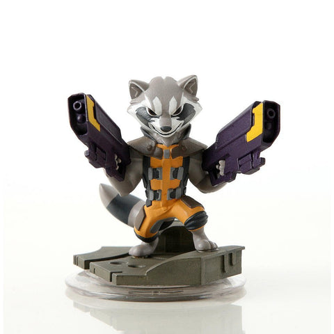 Disney Infinity 2.0 Edition: Guardians of the Galaxy Rocket Raccoon Figure