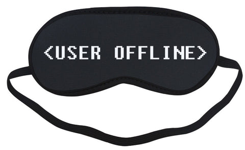 Eye mask - User Offline Sleeping Mask for Gamers