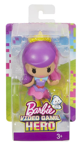 Barbie Video Game Hero 2-D Mobile Game Bella Character 5 in. Figure
