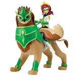 Mysticons Arkayna Goodfey Dragon Mage Izzie Griffin 7-inch Action Figure Set