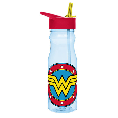 DC Comics Classic Wonder Woman 25 oz. BPA-Free Tritan Water Bottle