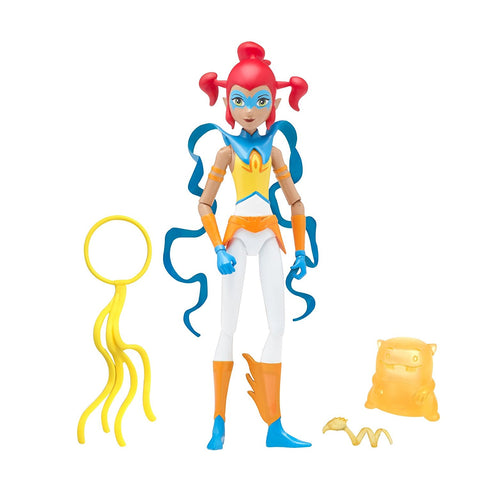 Mysticons Piper Willowbrook Striker 7-inch Action Figure