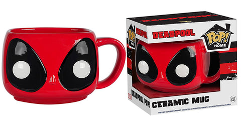 Funko POP Home: 12 oz Ceramic Mug - Marvel Deadpool