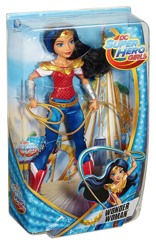 Mattel DC Super Hero Girls Wonder Woman 12 in. Fashion Doll