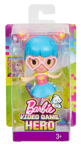 Barbie Video Game Hero 2-D Mobile Game Maia Character 5 in. Figure