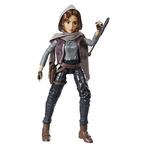 Star Wars Forces of Destiny Jyn Erso Adventure 11 in. Fashion Doll