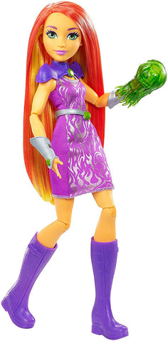 Mattel DC Super Hero Girls Starfire 12 in. Fashion Doll