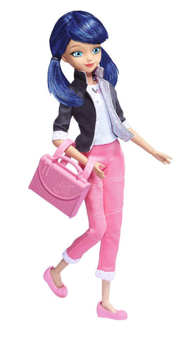 Bandai Miraculous Ladybug Marinette Dupain-Cheng 10.5 in. Fashion Doll