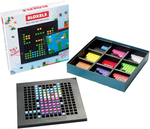 Bloxel: Build Your Own Video Game Builder and Coding Kit