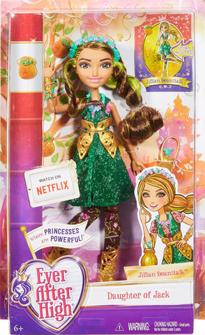 Ever After High Jillian Beanstalk Rebel Fashion Doll