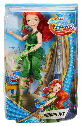 Mattel DC Super Hero Girls Poison Ivy 12 in. Fashion Doll