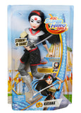 Mattel DC Super Hero Girls Katana 12 in. Fashion Doll