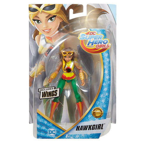 Mattel DC Super Hero Girls Hawkgirl 6 in. Action Figure