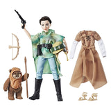Star Wars Forces of Destiny Endor Adventure 12 in. Princess Leia and Wicket Doll Set