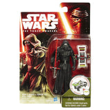 Star Wars The Force Awakens Forest Mission Kylo Ren 3.75-Inch Action Figure
