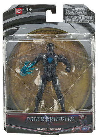 Power Rangers Mighty Morphin Movie - Black Ranger 5in. Action Figure