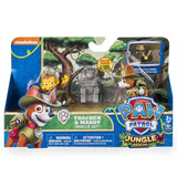 Paw Patrol - Tracker & Mandy Action Figure Rescue Set