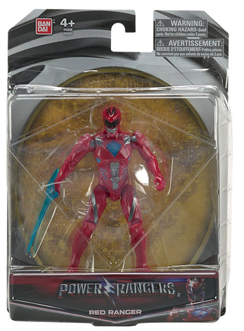 Power Rangers Mighty Morphin Movie - Red Ranger 5in. Action Figure