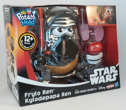 Playskool Mr. Potato Head Star Wars Kylo Ren Frylo Figure Playset