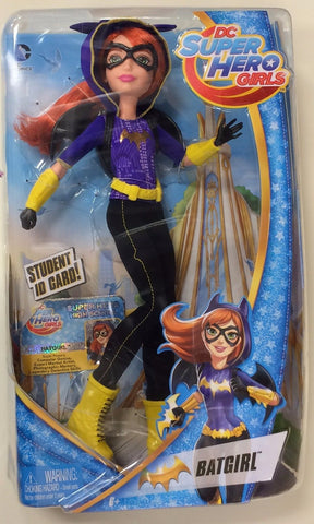 Mattel DC Super Hero Girls Batgirl 12 in. Fashion Doll