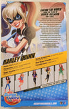 "Mattel DC Super Hero Girls Harley Quinn 12"" Fashion Doll"