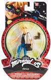Bandai 5.5-Inch Miraculous Ladybug Adrien Cat Noir Chat Noir Student Action Figure