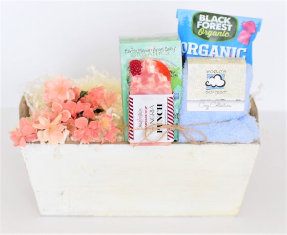 Breathe Therapy Box | Pregnant Moms