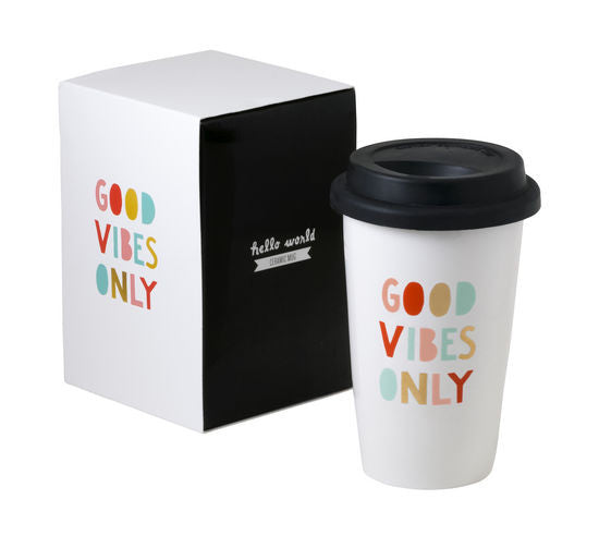 Good Vibes Only | Thermal Mug