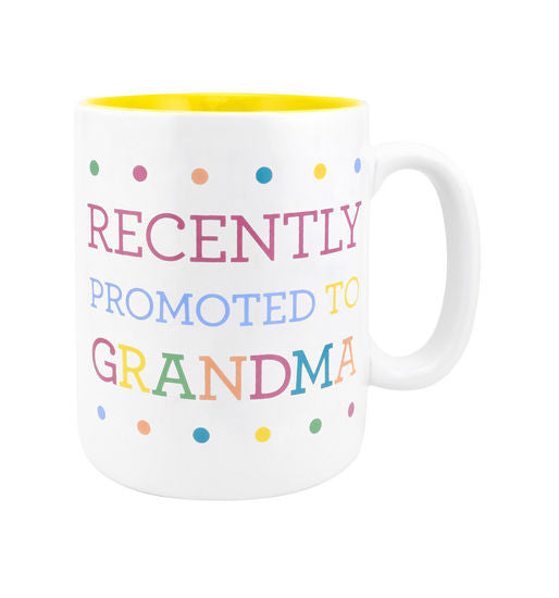Promoted to Grandma | Mug
