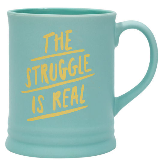 The Struggle is Real | Mug