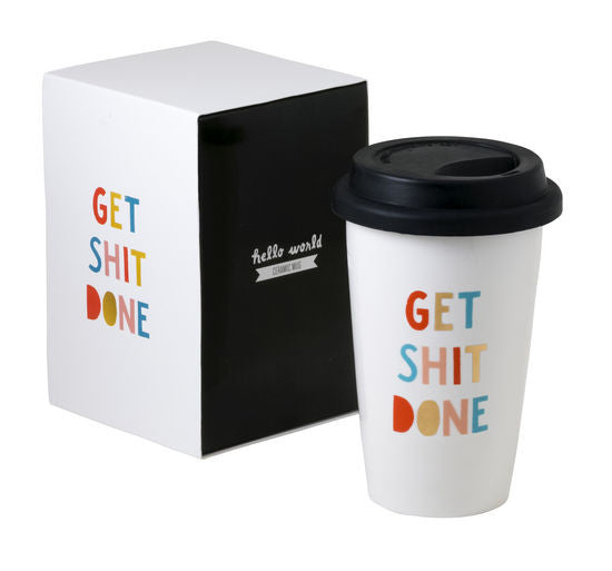 Get Sh*t Done | Thermal Mug