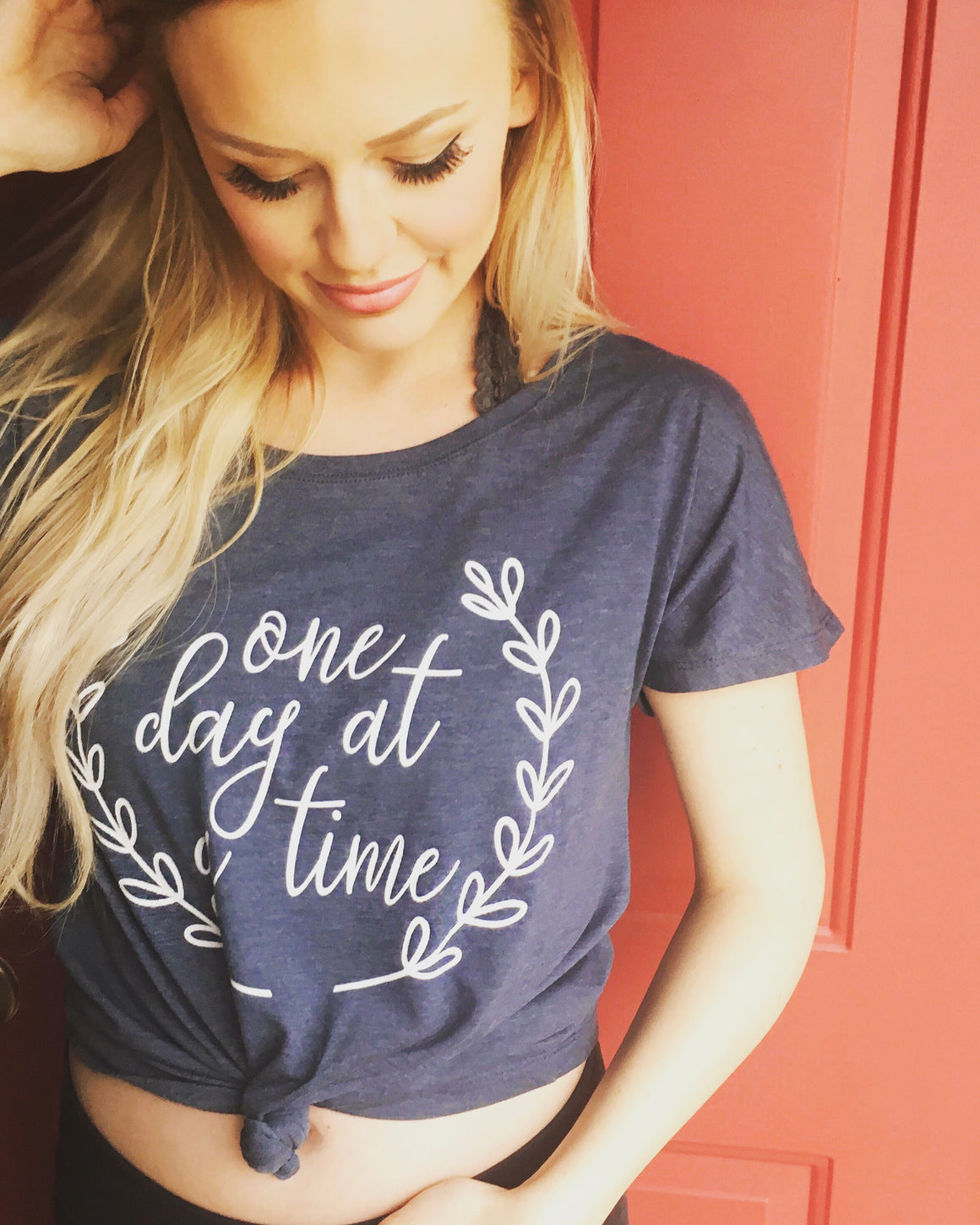 One Day At A Time | Tee