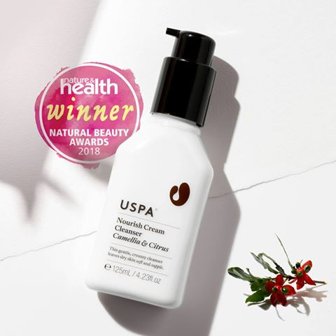 Nourish Cream Cleanser - 2018 Winner Nature & Health Beauty Awards