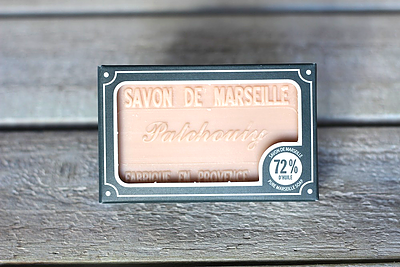 Patchouli Marseille Soap - 100 Gram Bar