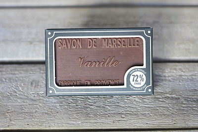 Vanille Marseille Soap - 100 Gram Bar