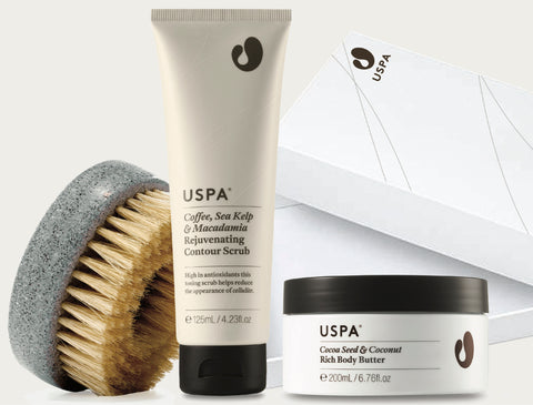 REJUVENATING SPA RITUAL GIFT SET by USPA