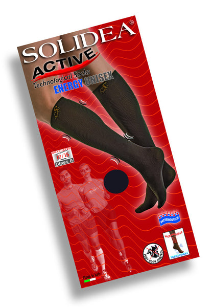 Active Energy (Knee-High Length ) Unisex Socks